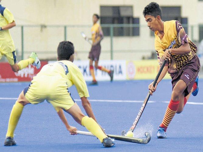 Rajasthan drub Hockey Bengaluru