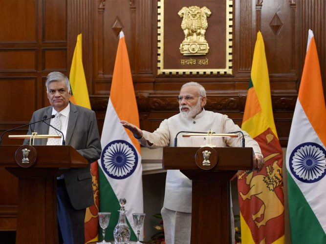 Pact with Lanka inked