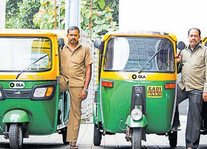 App-based autorickshaw rides to cover last-mile