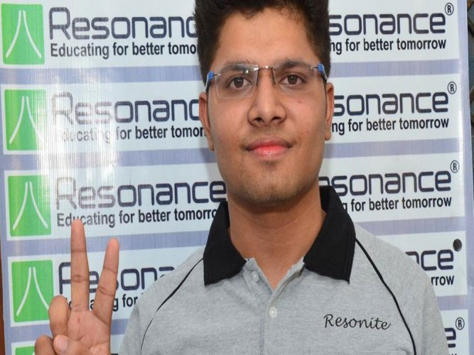 JEE-Mains: Udaipur boy's Hard work and confidence help him score 100 percent