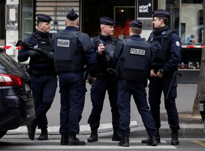 'Islamist' attack on France's Reunion island wounds 2 police