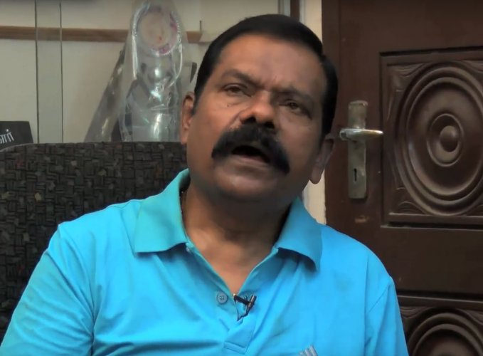South actor Vinu Chakravathy passes away