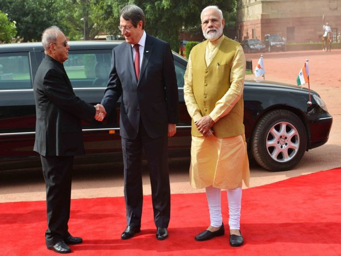 India, Cyprus call for action against nations sustaining 'violence factories'