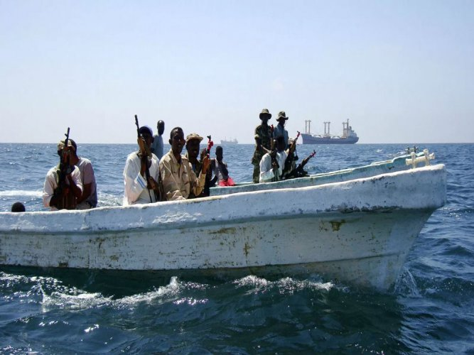 Indian Coast Guard lauded for anti-piracy operations