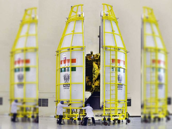 ISRO all set to launch GSLV-F09 mission on May 5