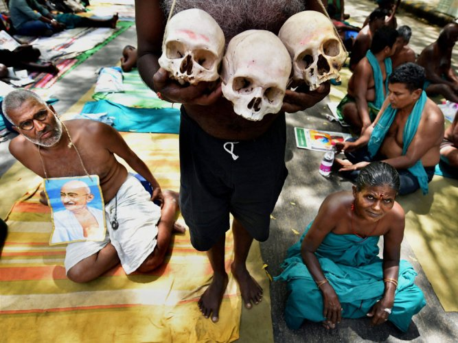 30 farmers committed suicide in 2016-17: TN to SC