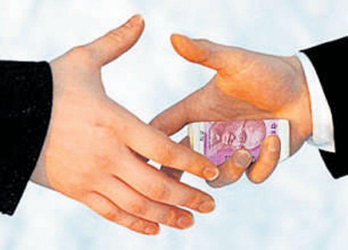 Corporator gets bail in corruption case
