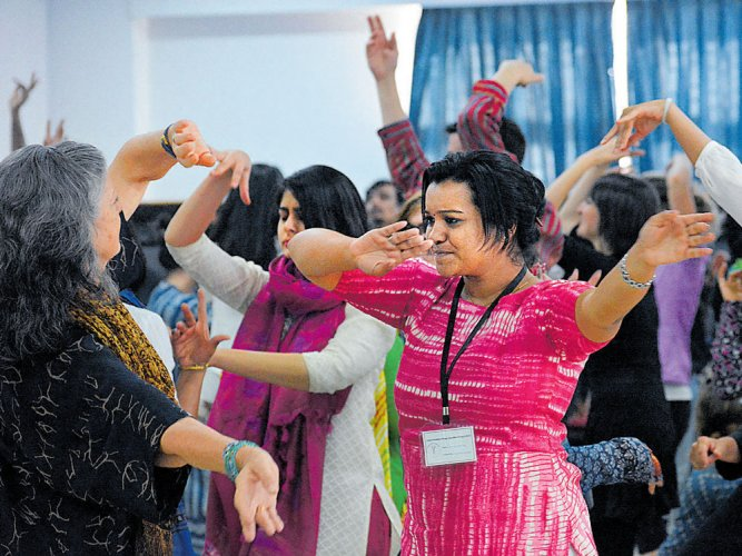 Bengalureans learning to dance their fears and cares away
