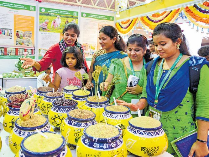 3-day National Trade Fair on millets kicks off in B'luru