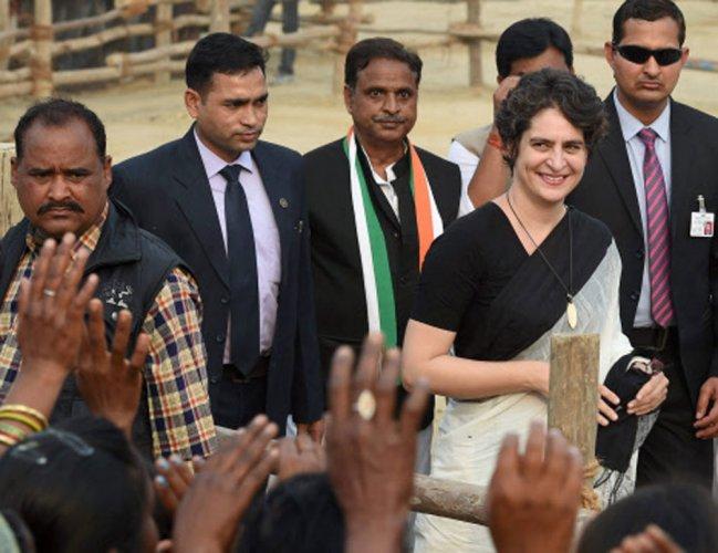 Priyanka clears air on Haryana land deal