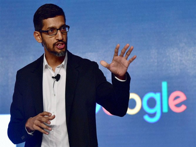 Pichai received nearly USD 200 mln compensation last year
