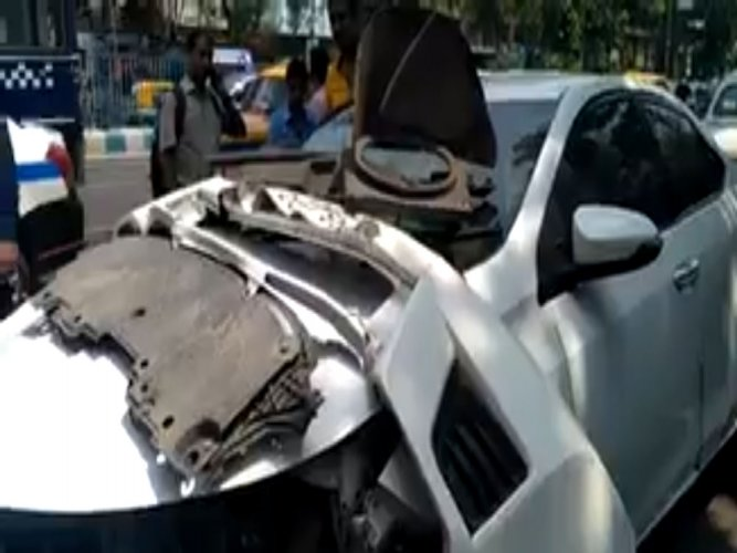 Model killed, actor injured in car mishap