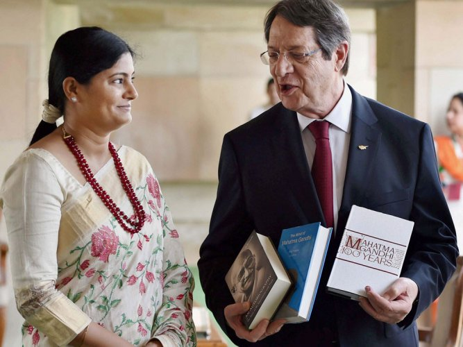 India welcomes Cyprus support for NSG bid