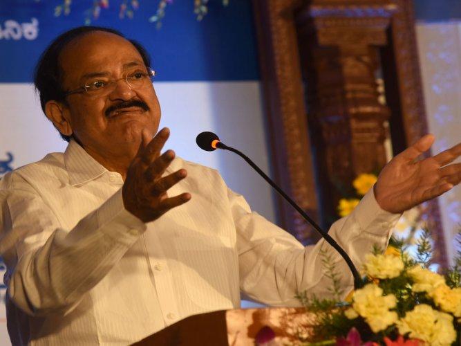 Naidu urges NGOs to back govt push on youth skill development
