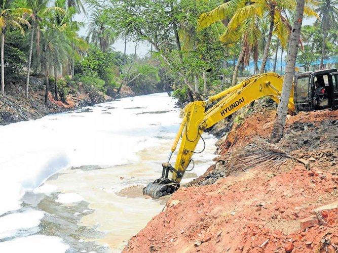 Bellandur's industrial woes