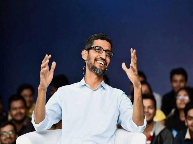 Google's Pichai gets $200-m compensation