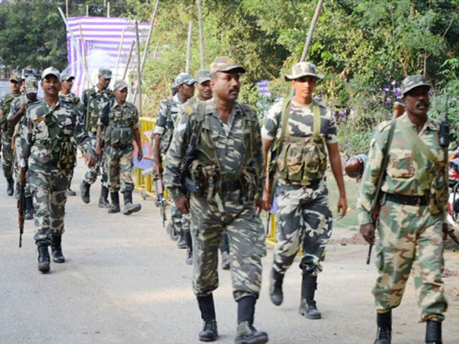 CRPF personnel in Chhattisgarh also fighting inherent issues
