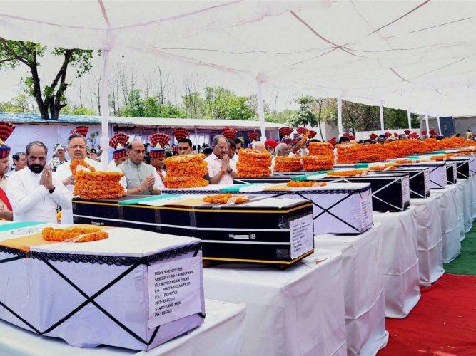 NIA may take over Sukma Naxal attack probe