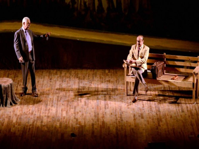 Play explores Indo-Pak relations through a tale of friendship