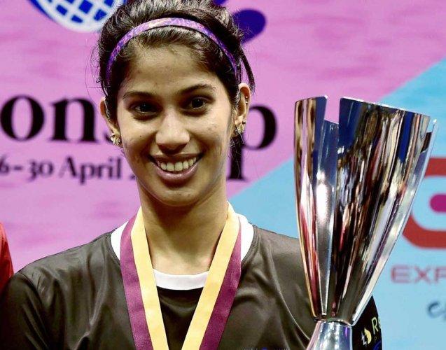 Joshna emerges champion