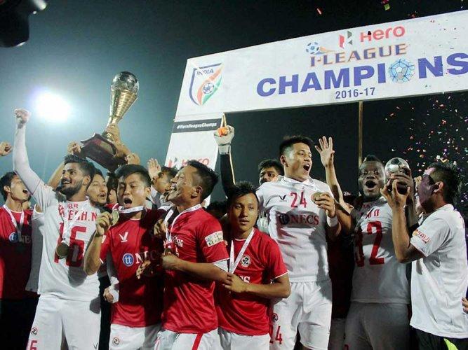 Aizawl FC create history, win I-League crown