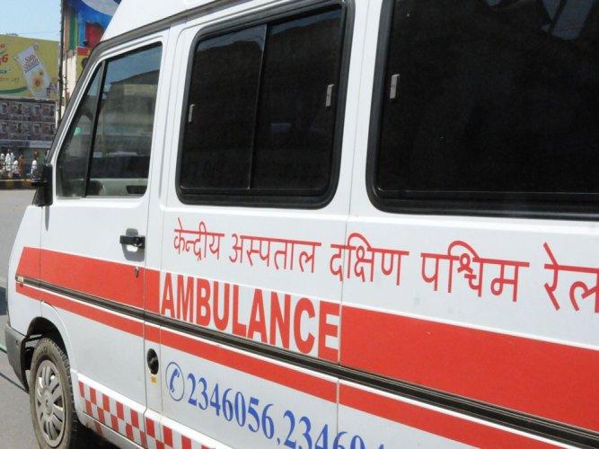 Denied ambulance, father transports boy's body on two-wheeler