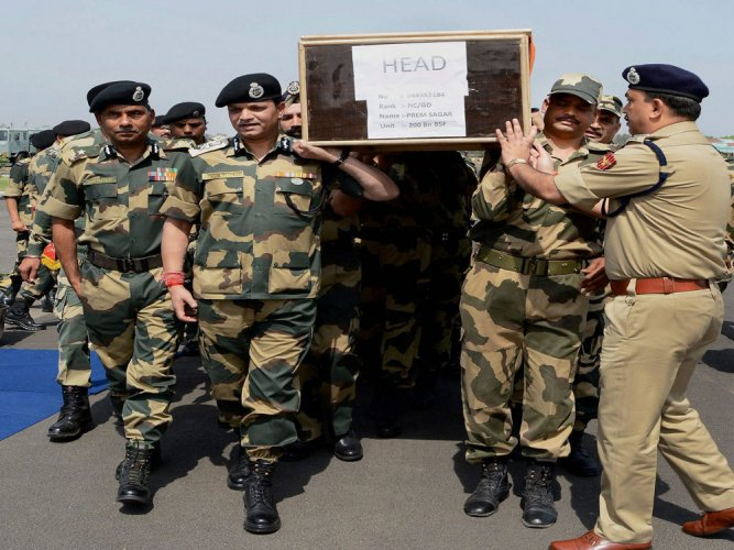 LoC attack: SoPs to be revised, says top BSF officer