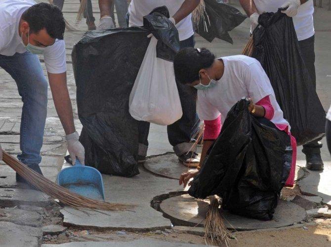Swachh Bharat mission improved sanitation: survey