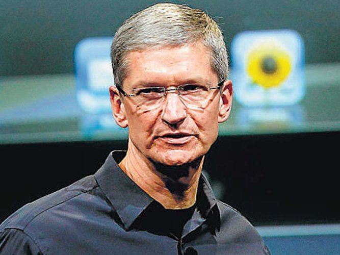 Apple registers big growth in India: CEO