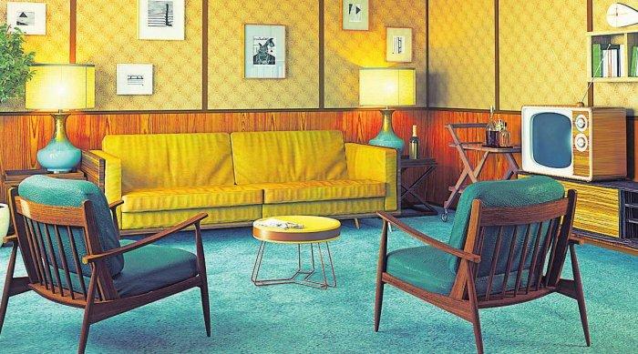Modernising vintage homes