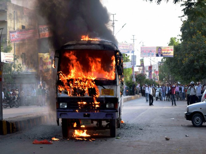 Violence hits Saharanpur again, one killed, many injured