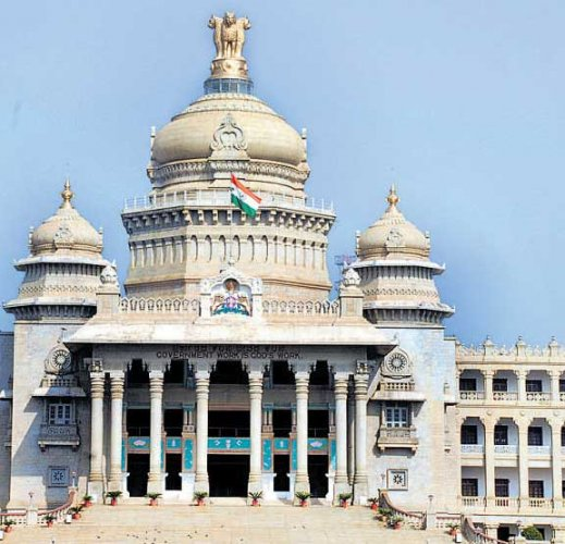 Soudha takeover row will be resolved: Minister