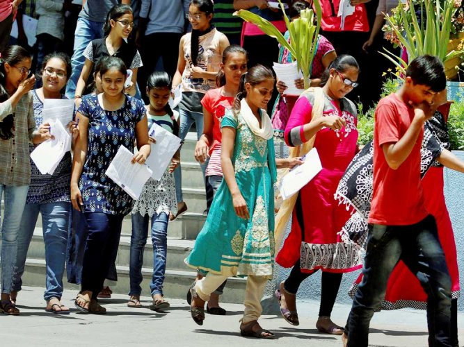 Asking NEET candidate to remove bra act of overzealousness: CBSE