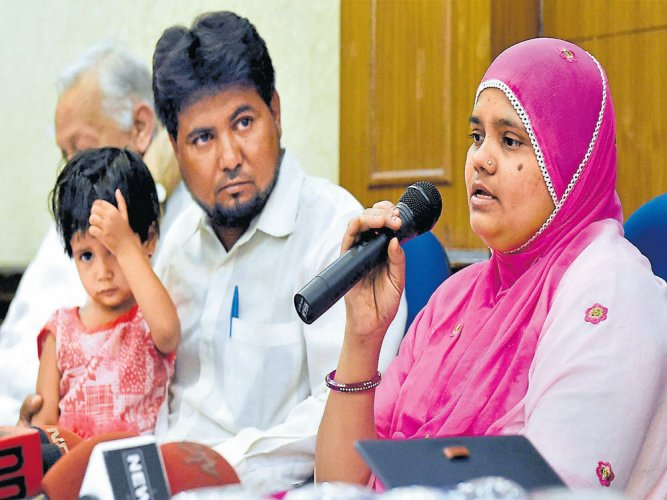 Bilkis: how a riot victim stood up to her rapists
