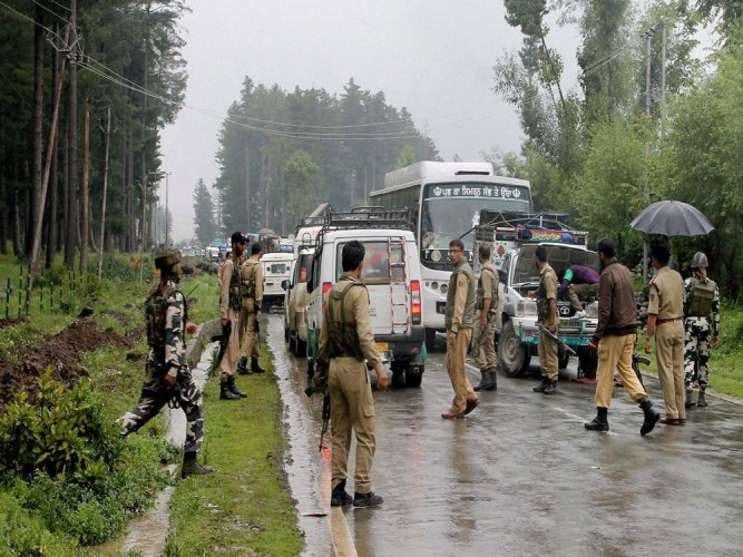 Security for Amarnath Yatra to be enhanced