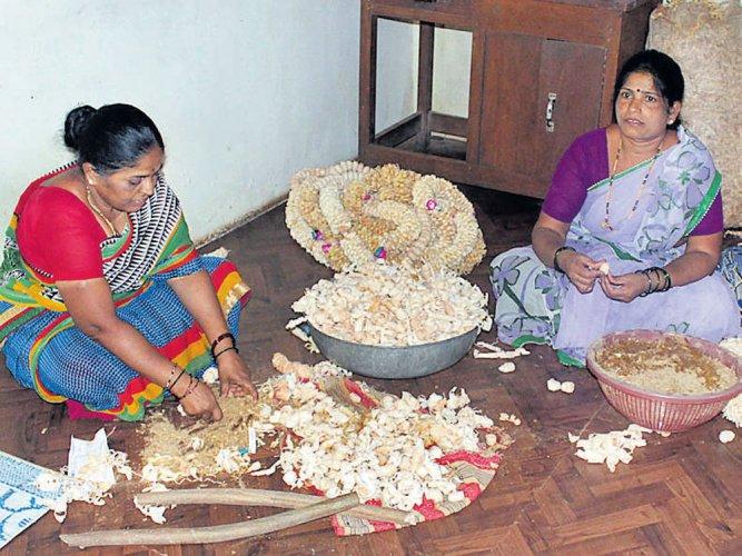For sustainable livelihoods