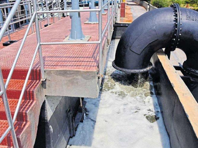 New STP to keep 12 MLD sewage off lake