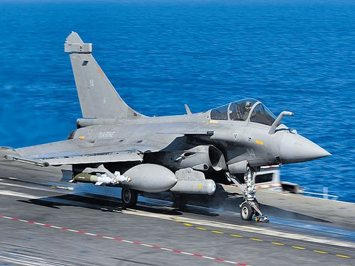 Ambala, Hashimara to be home for Rafale fighter jets