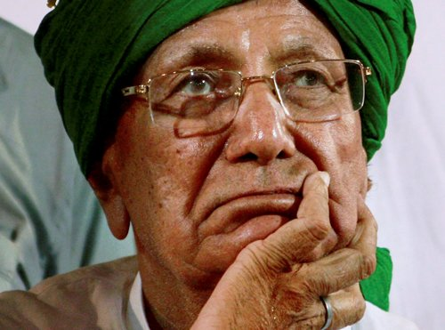 In jail, 82-year-old Chautala clears Class XII examination