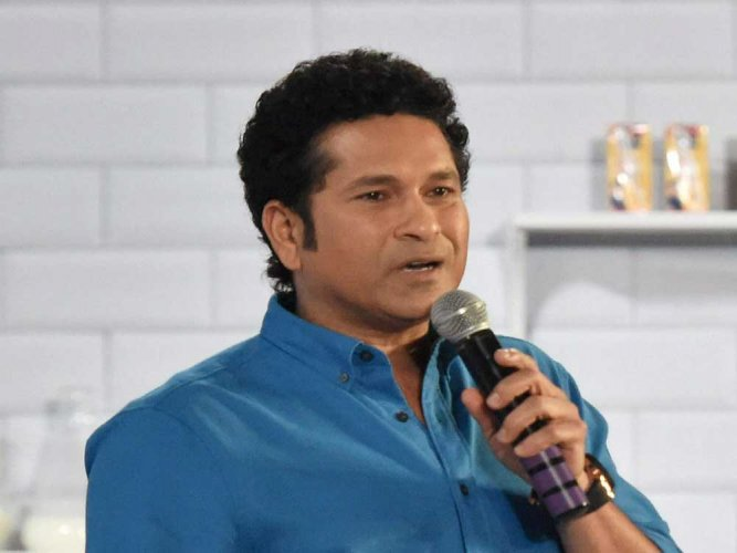 A fiction film on my life would not have worked: Tendulkar