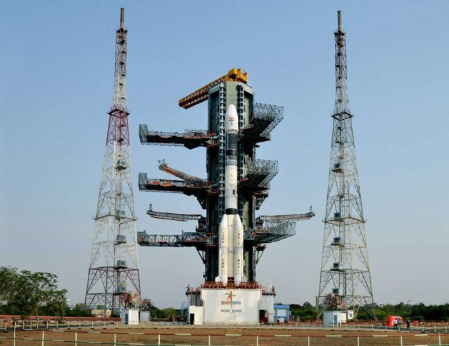 All set for GSLV Mark III launch