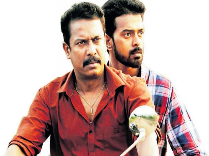 Samuthirakani, on his finest work till date