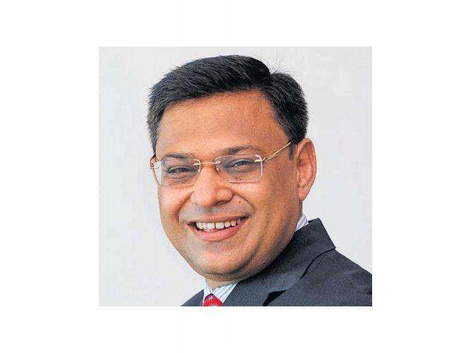 Saurabh Agrawal named Tata Sons CFO