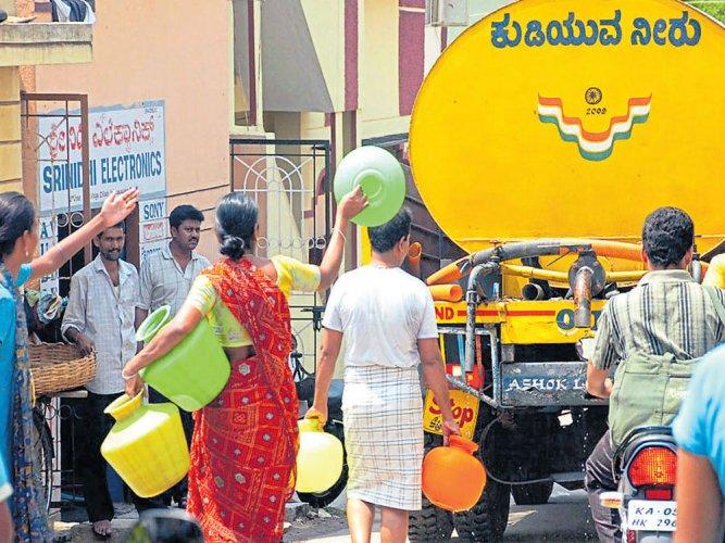 New platform to fix water crisis