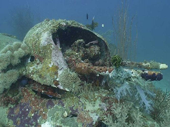 Two World War II-era aircraft missing for 70 years found
