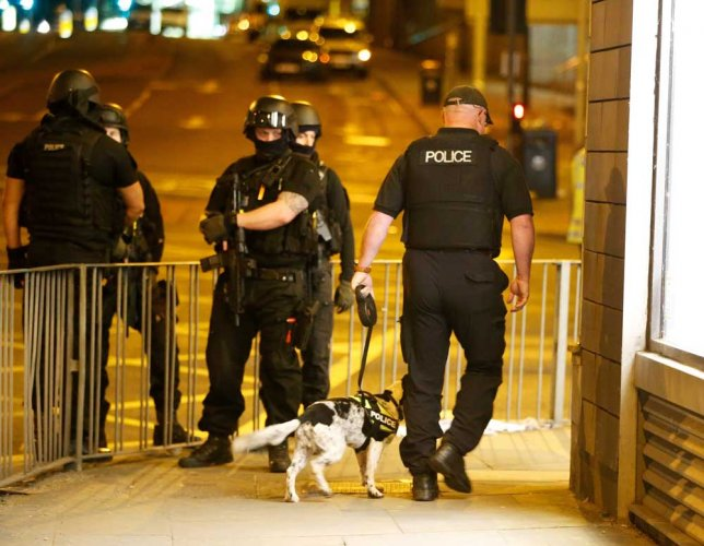 Leaked info 'undermines' Manchester attack probe: police