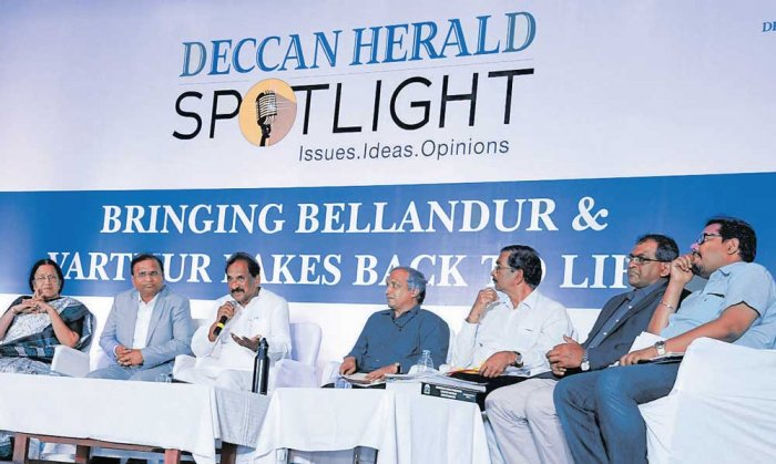 Panel formed to revive city's dying waterbodies, says KJ George