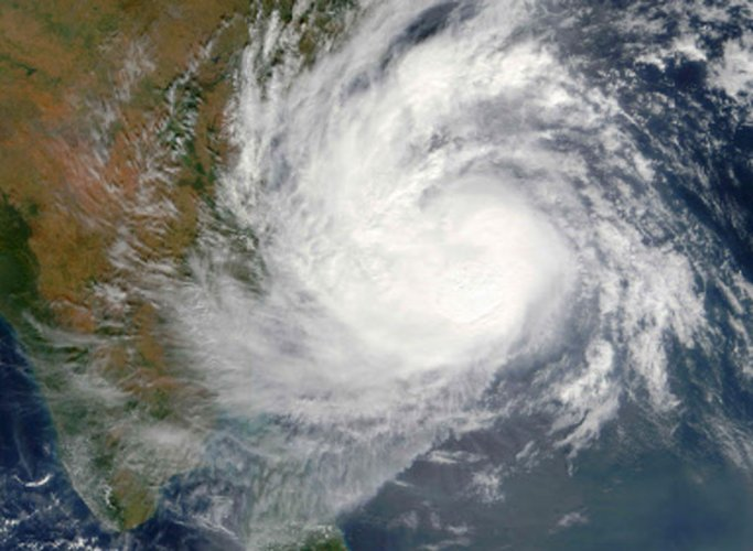 Cyclonic storm 'Mora' may trigger rain in Odisha