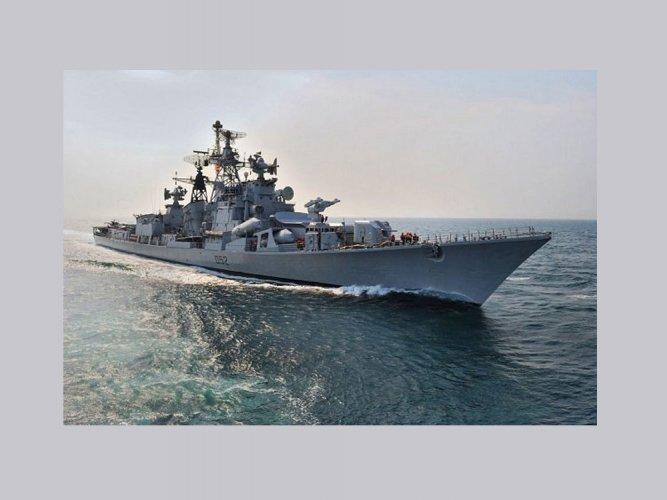 Navy sailor found dead onboard INS Rana in Vizag