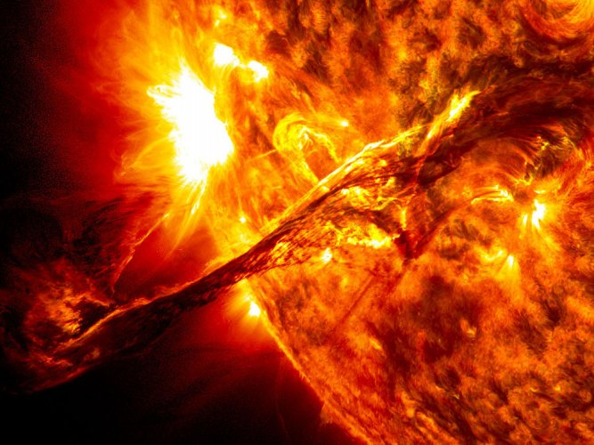 NASA to launch world's first mission to Sun in 2018
